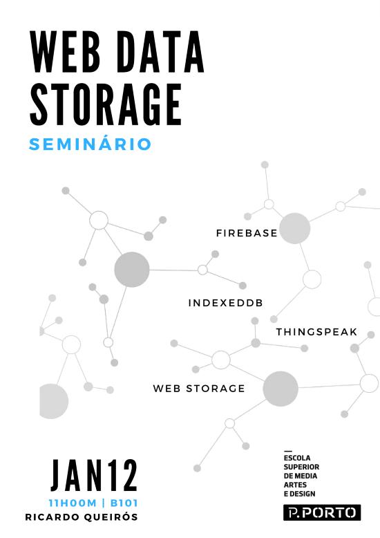 Web Data Storage