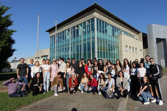 International mobility students welcome session