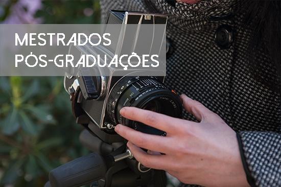 Candidaturas aos Mestrados e Pós-graduações