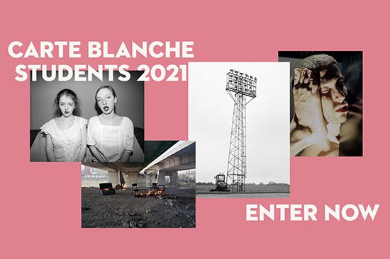 Carte Blanche Student 2021 / Paris Photo