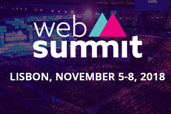 Diplomados em TSIW na Web Summit