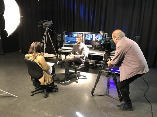 Entrevista da RTP ao realizador Ricardo Leite
