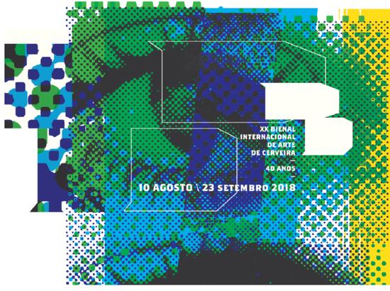 ESMAD na XX Bienal Internacional de Arte de Cerveira