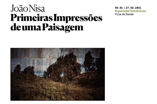 """""""Primeiras Impressões de uma Paisagem"""" de João Nisa"""