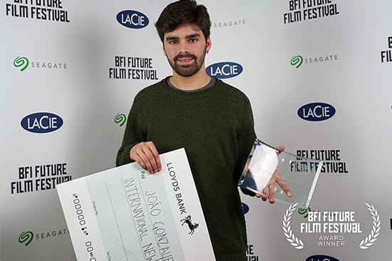 The Voyager premiado no BFI Future Film Festival